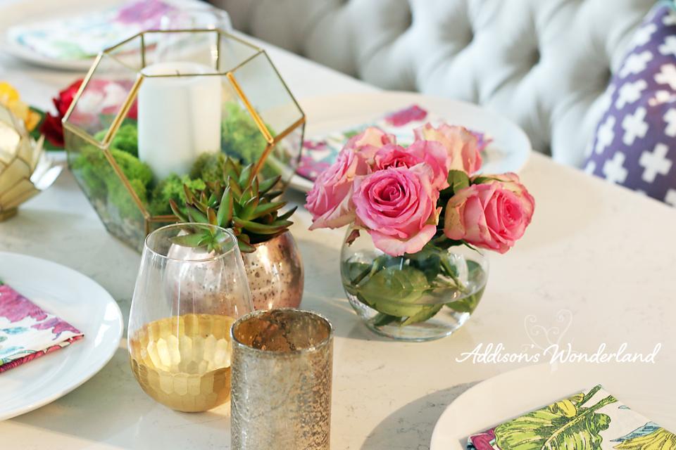 Spring Table Decor 9
