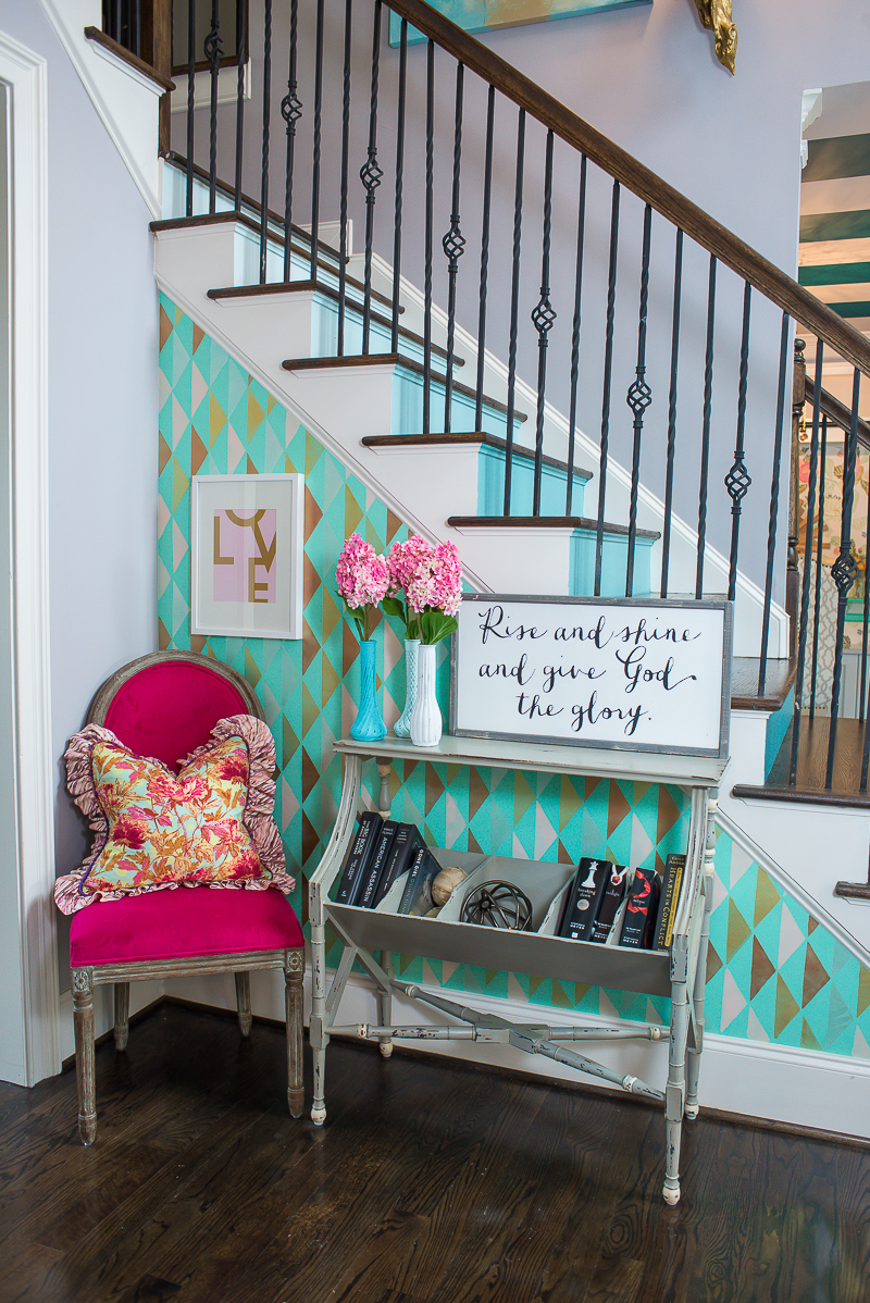 How to Add A Pop of Color! - Addison\'s Wonderland