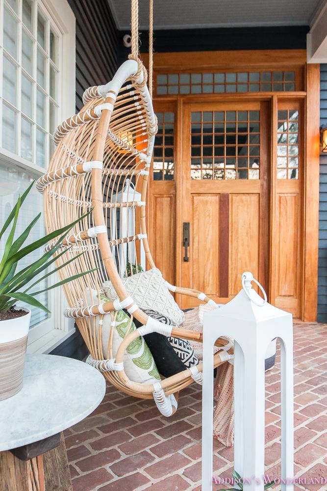 Front Porch Spring Amp Summer Refresh Addison S Wonderland