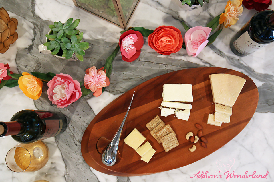 A18 Wine & Cheese Entertaining Ideas
