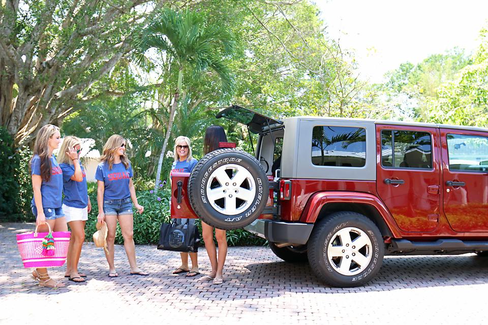 Blogger Bestie Beach Trip 4