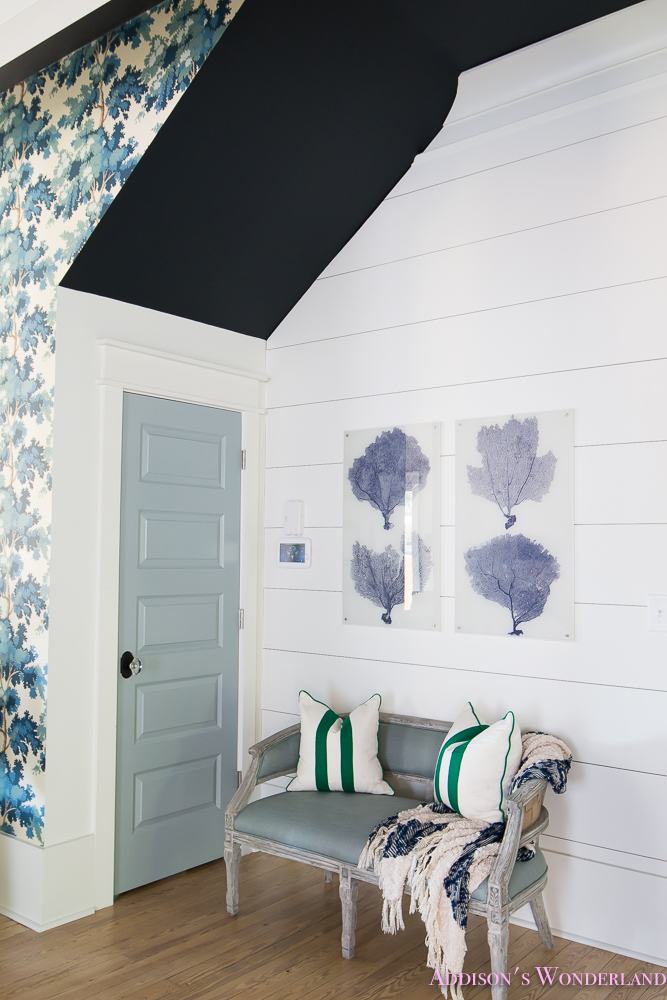 Our New Blue Coral Prints Addison S Wonderland