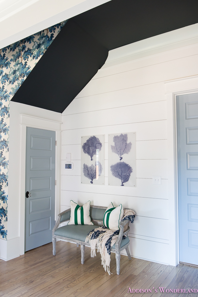 Our New Blue Coral Prints Addison S Wonderland
