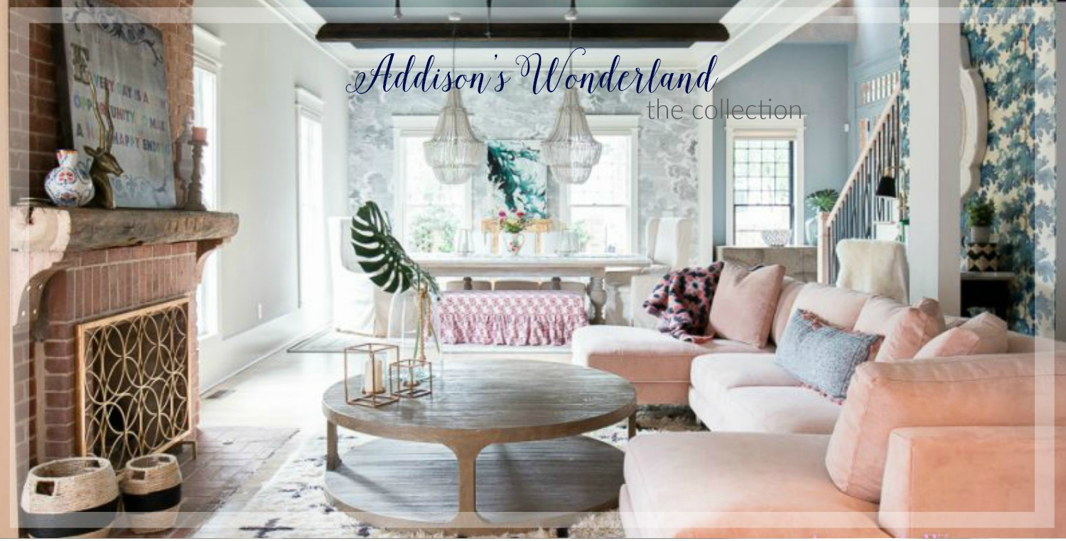 My Painted Fox Home Collection Secret Launch Addisons Wonderland - Painted fox home