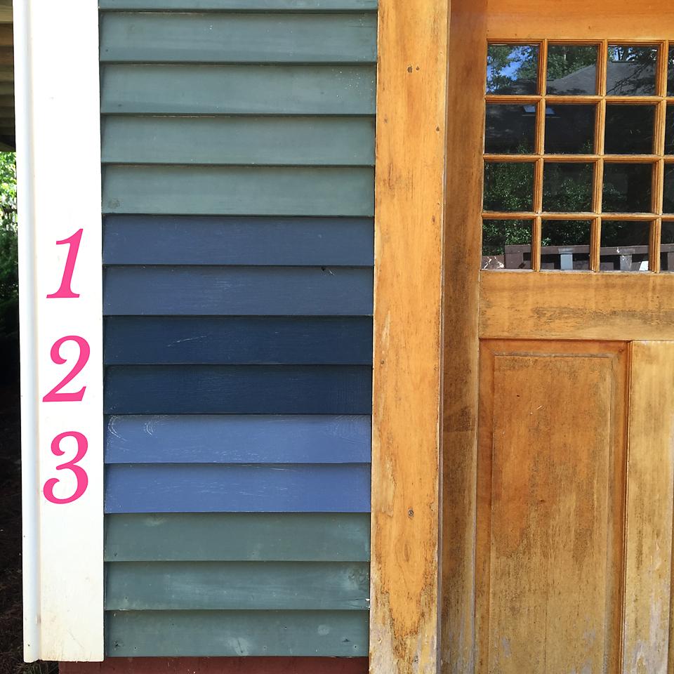 Craftsman Exterior Siding Paint Swatches Colors 1