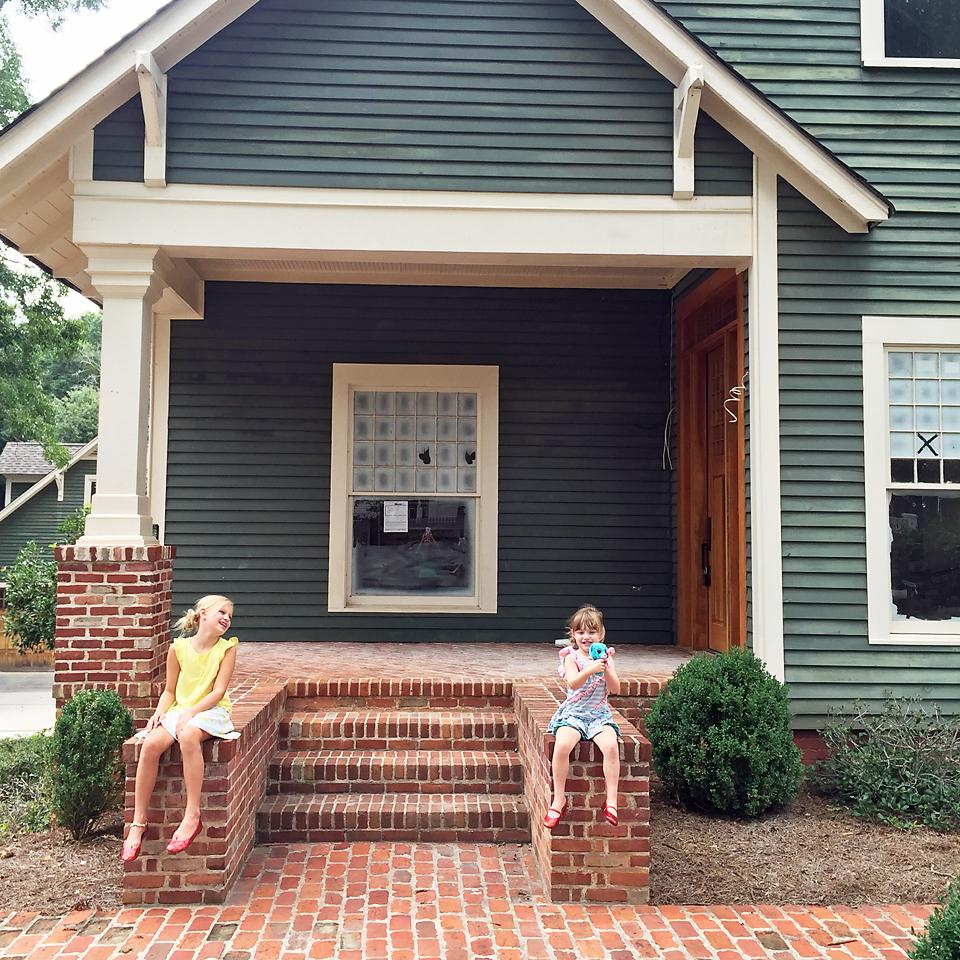 Craftsman Historic Home Restoration 1