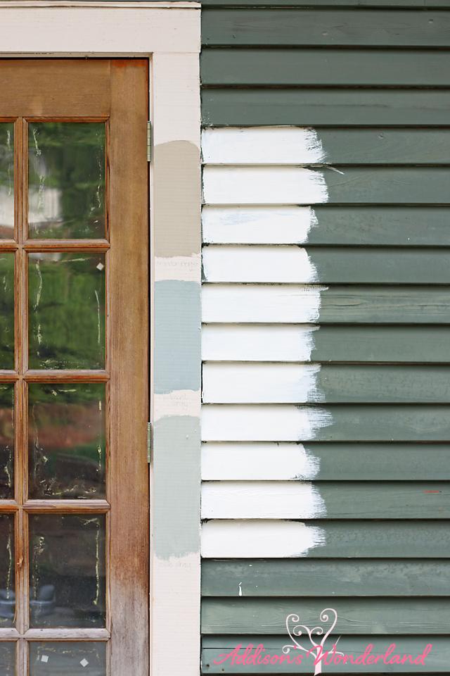 Craftsman Home Exterior Color Ideas