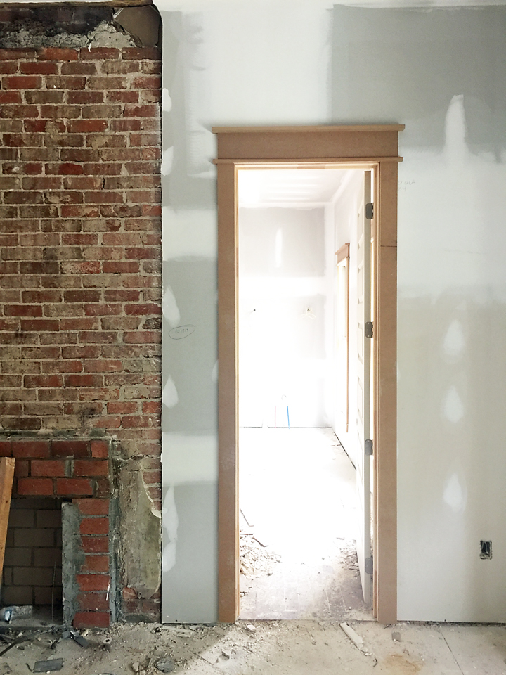 Craftsman Home Trim Molding Doors Windows 2
