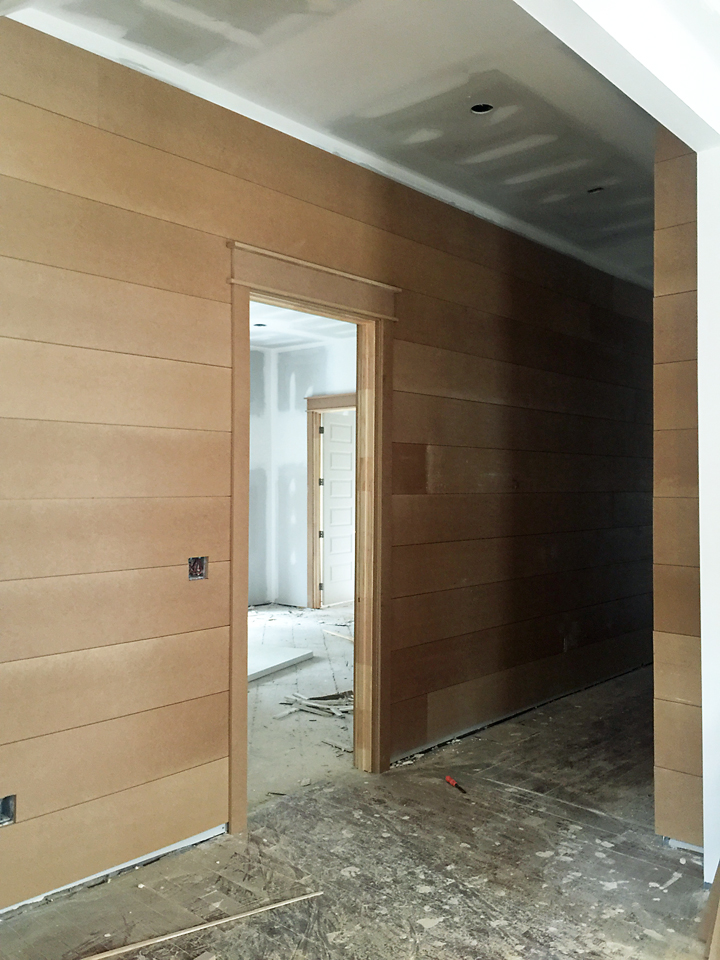 Craftsman Home Trim Molding Window Shiplap Walls 5