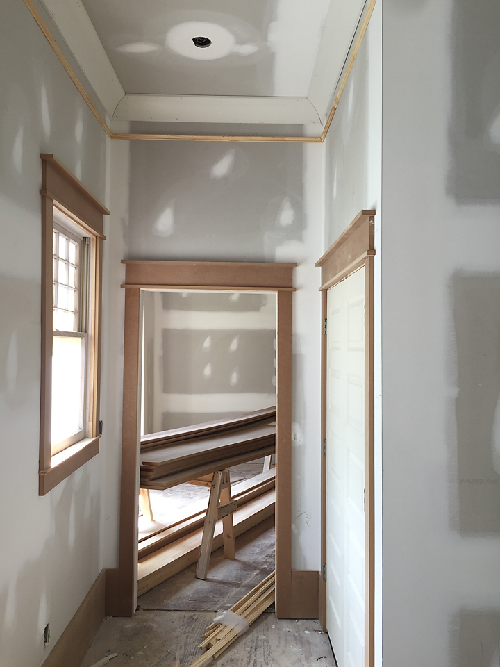 Trim ceilings and moldings oh my addison 39 s wonderland for Door 3 facebook
