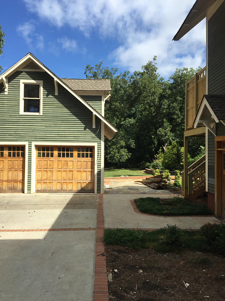 Craftsman House Interior Trim WIndows Doors 4