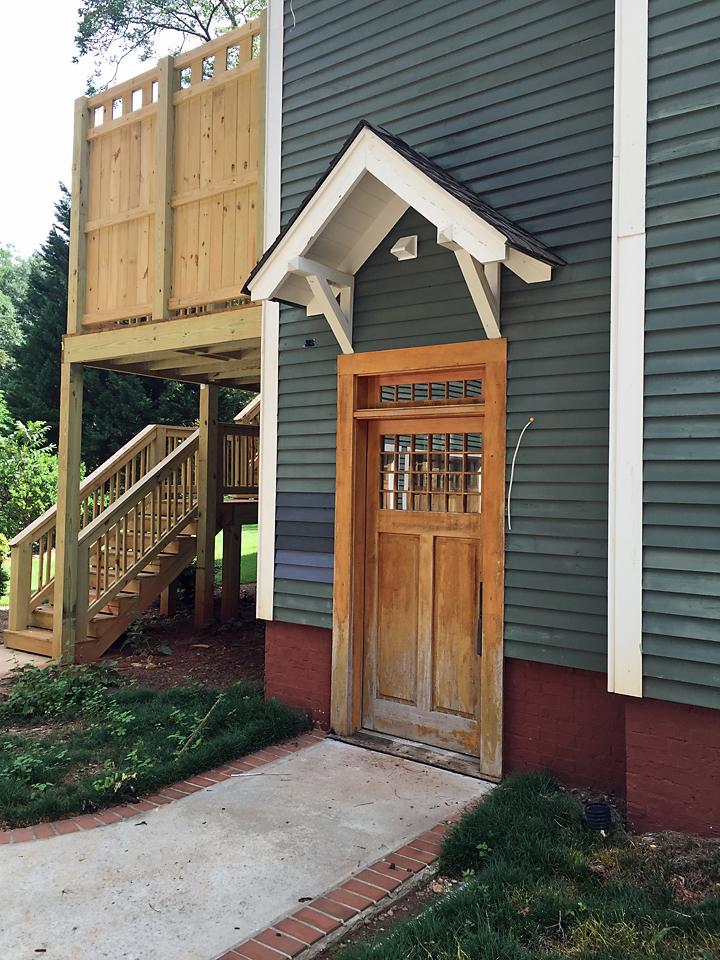 Craftsman House Interior Trim WIndows Doors 5