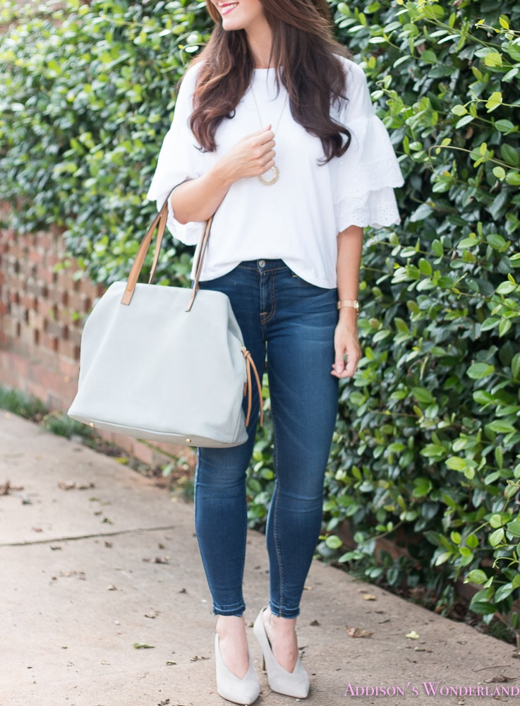 My Favorite Jeans + Fall Outfit Faves!