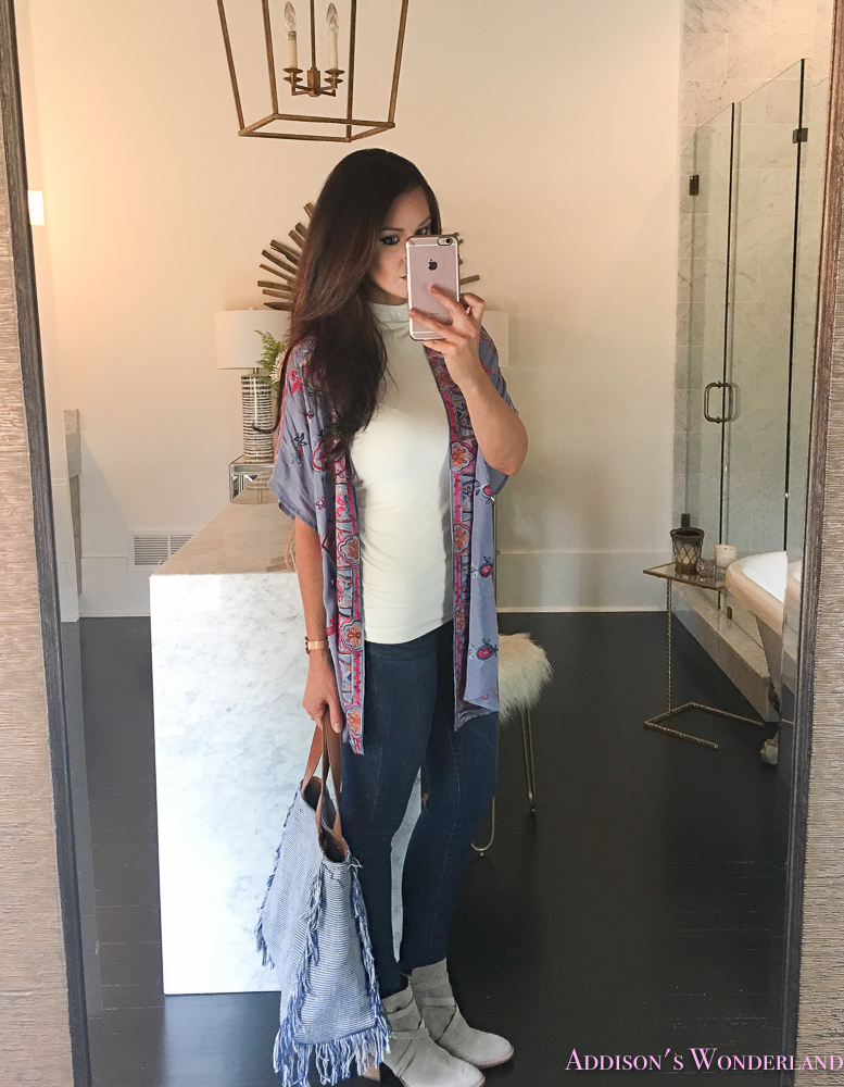 98bbf10fcab7 My Favorite Jeans + Fall Outfit Faves! - Addison's Wonderland