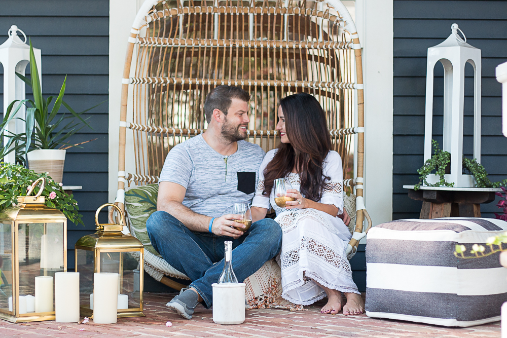 Moments Together with Pottery Barn Wedding Registry…