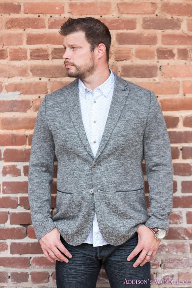 modern work attire
