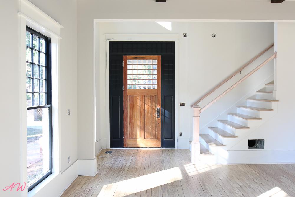 How To White Wash Whitewashed Hardwood Flooring 18 Of 28