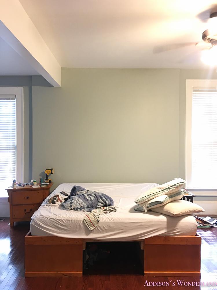 A Surprise Budget Boho Chic Bedroom Makeover