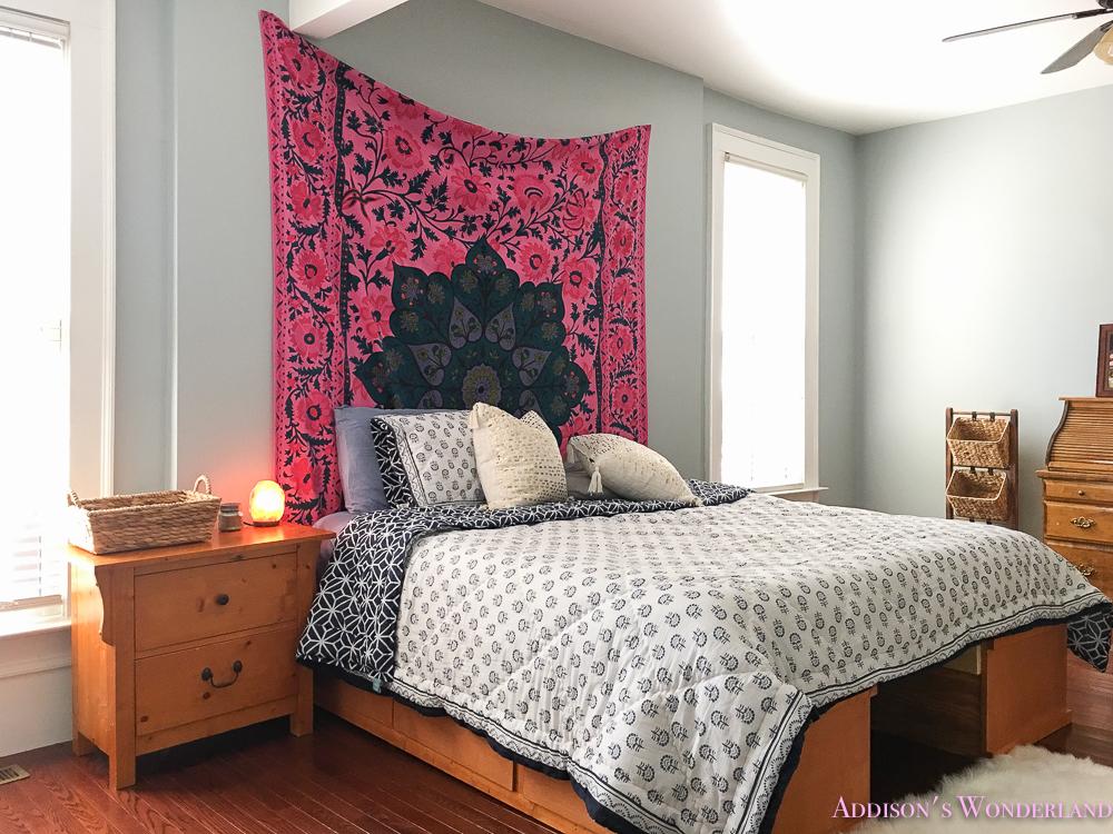 ... Boho Chic Bedroom ...