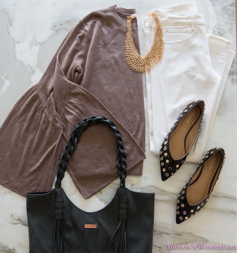 Three Cozy Styled Sweater Outfits for Fall!
