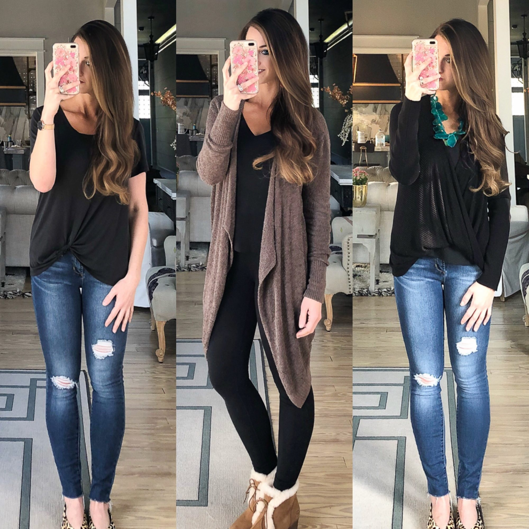 My Comfortable & Casual Favorites from Grace & Lace…