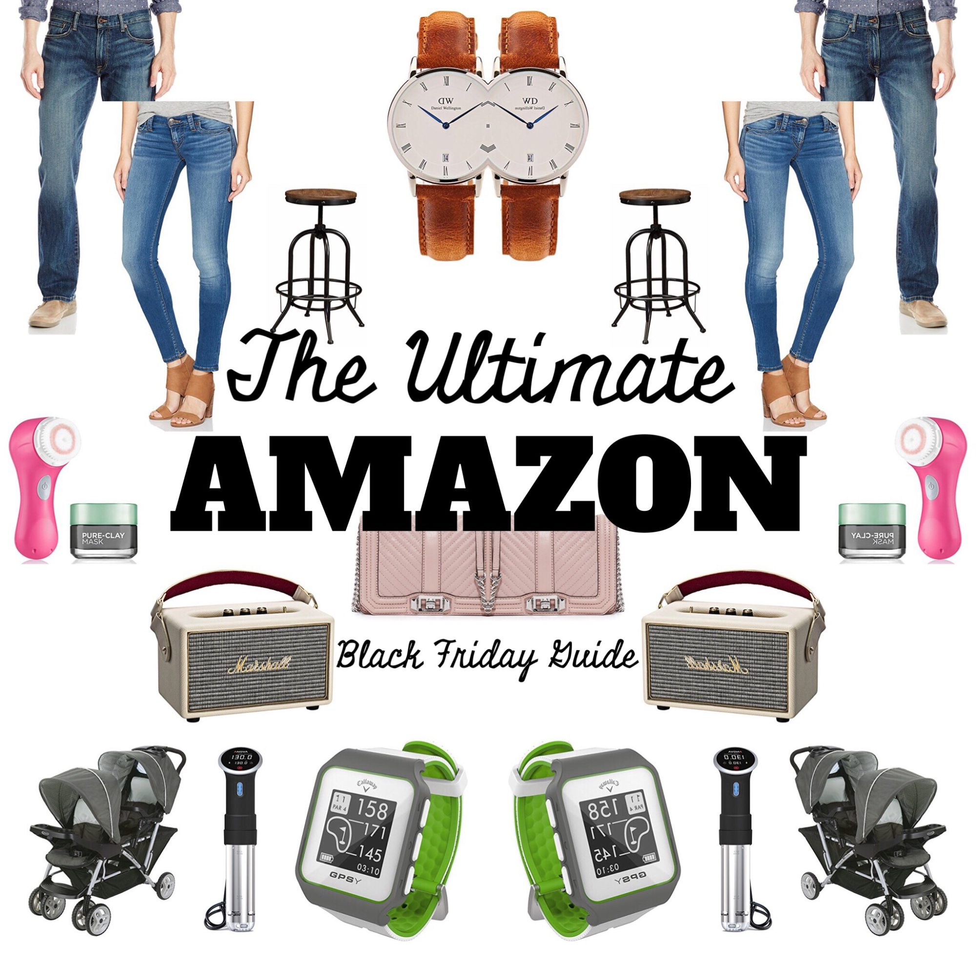 The Ultimate Amazon Black Friday Shopping Guide
