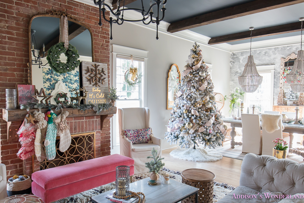christmas trends and tree ideas for 2018