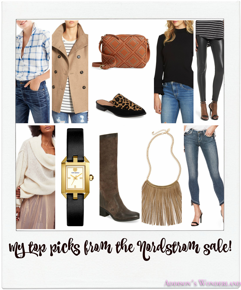 My Must-Haves from the HUGE Nordstrom Fall Sale!