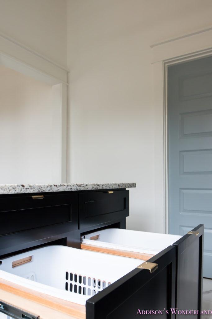 white-marble-porcelain-tile-shaw-floors-gold-lantern-chandelier-cement-tile-laundry-room-decor-7-of-7