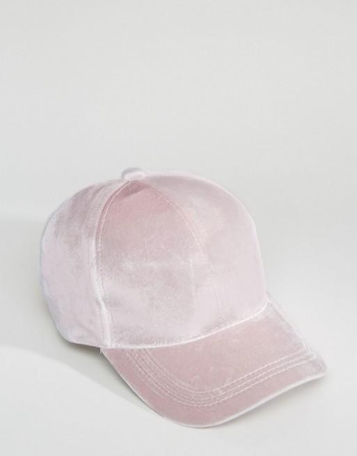 velvet-baseball-cap