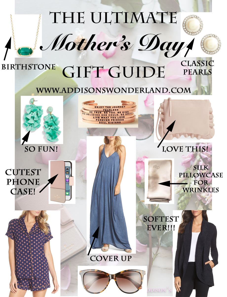 The Ultimate Mother's Day Gift Guide with Lots of Cute Ideas!