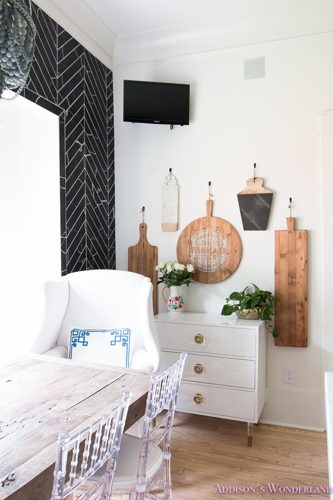 My New Cutting Board Wall Addison S Wonderland