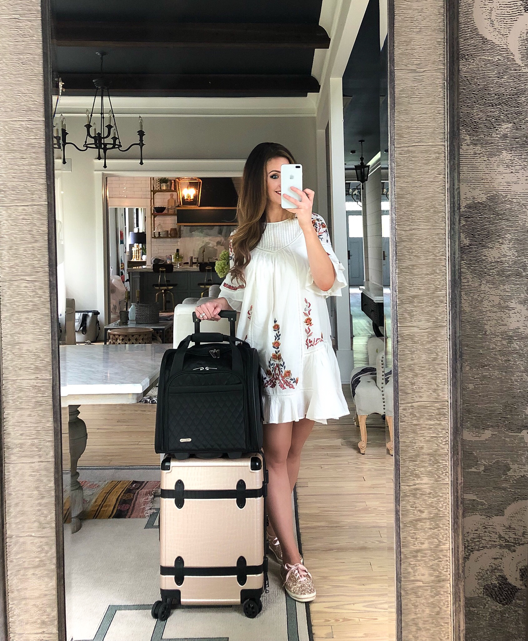 Packing 30+ Outfits in ONE Carry-On Bag for Our Six Weeks in Europe!