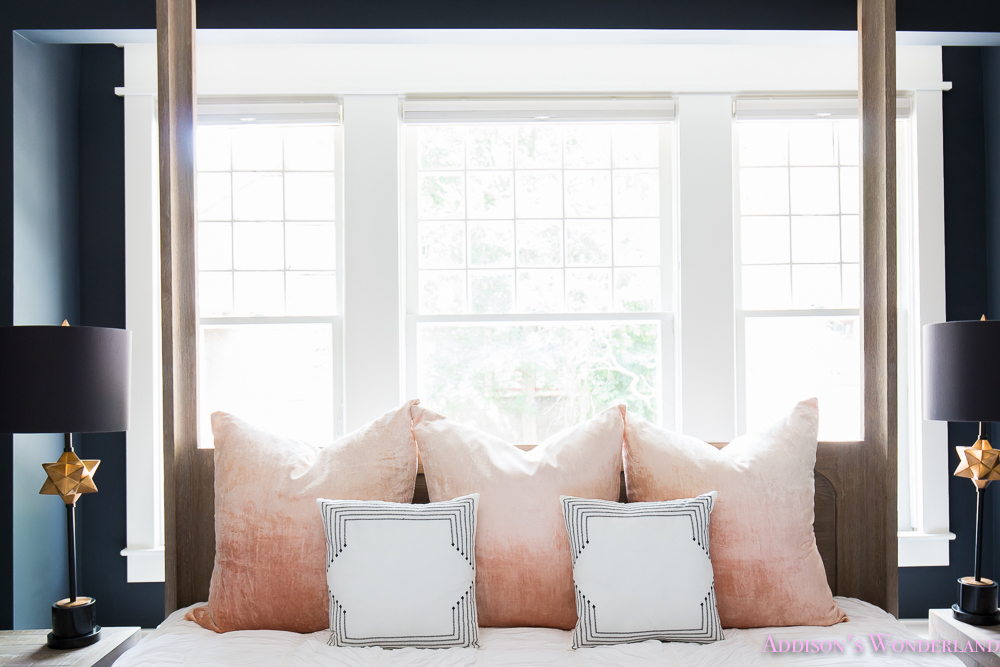 Euro Shams   Throw Pillows. A Master Bedroom Update with Nordstrom Home    Addison s Wonderland