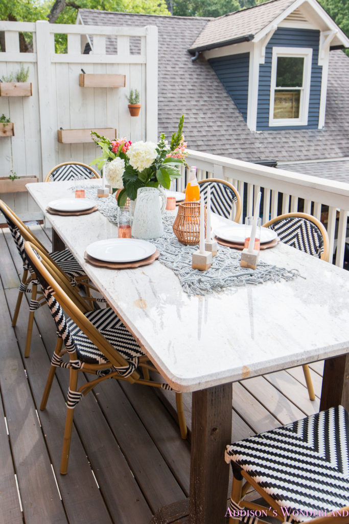 Copper Dining Chairs