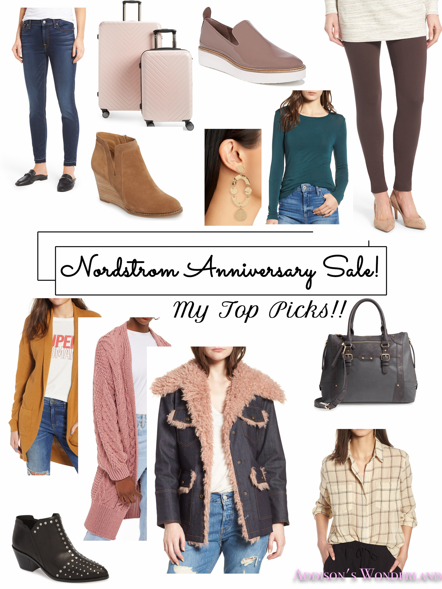 My Top Picks for the Nordstrom Anniversary Sale!