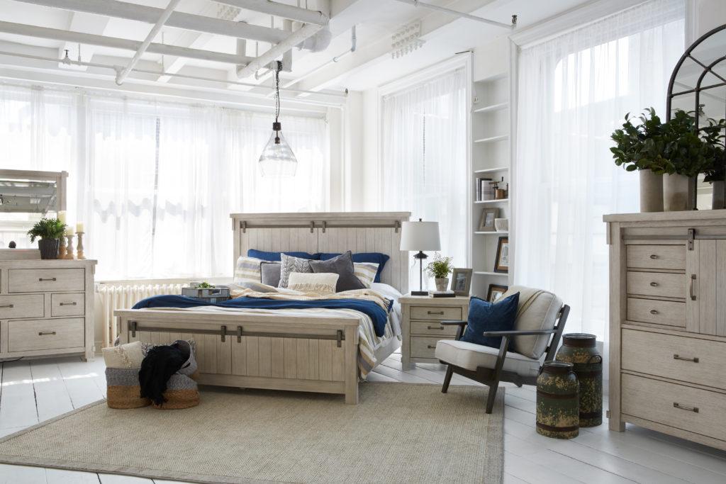 Ashley Homestore S New Modern Farmhouse Furniture Line