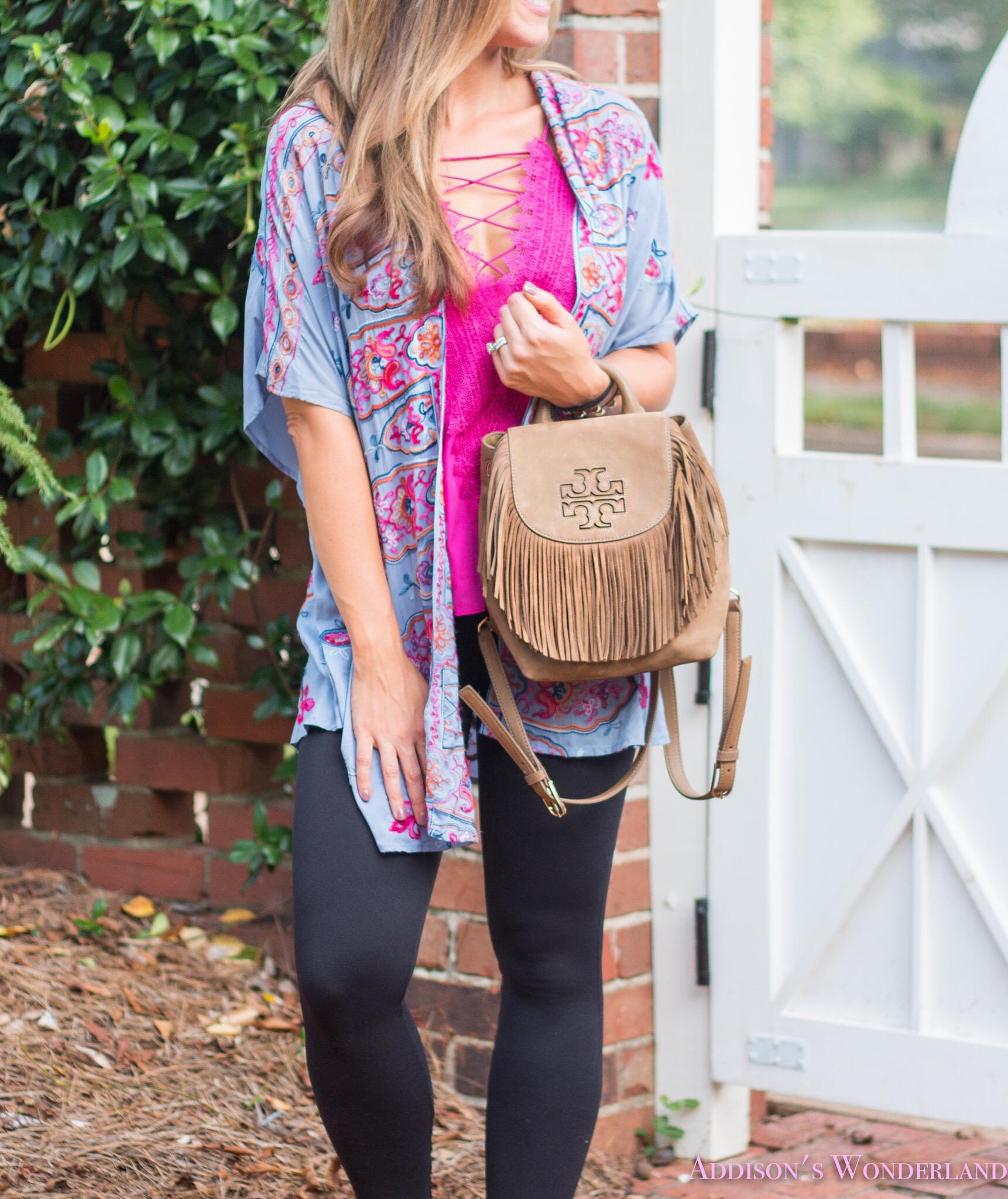df538bfa940 My New Favorite Handbag… A Backpack Purse with eBay! Kate Spade Backpack ·  Tory Burch Mini Backpack