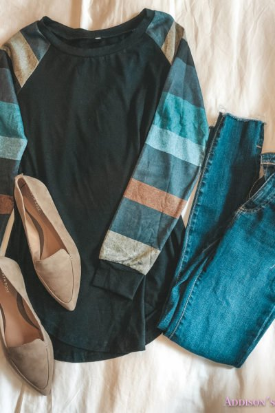 What I Packed for Montana- Cute Fall Outfit Ideas!