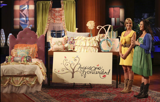 ABC's Shark Tank- My Experience Pitching Addison's Wonderland to the Sharks!