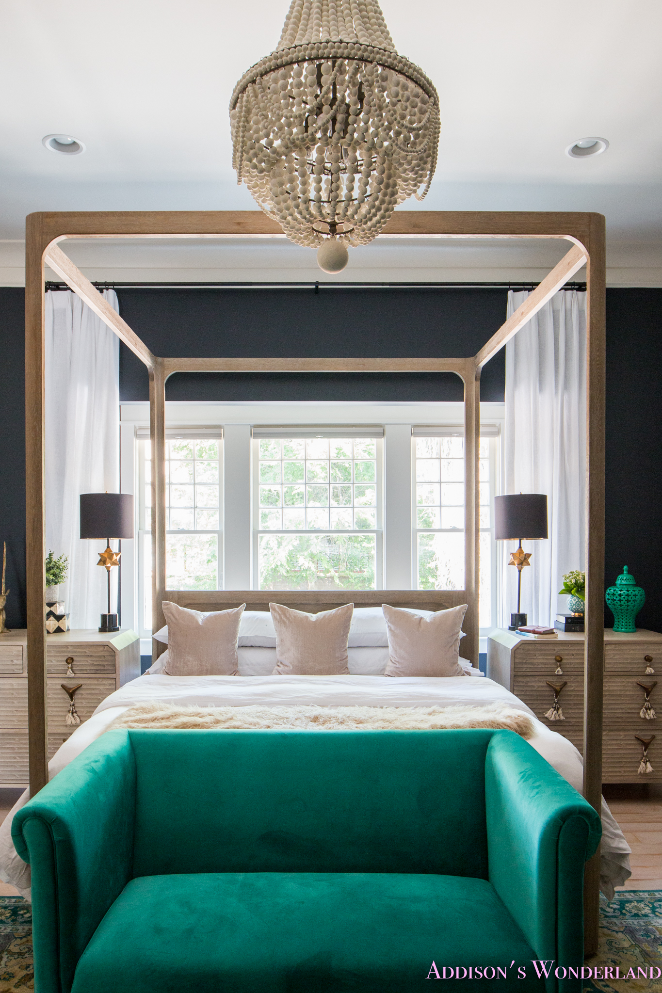 Our Updated Black Master Bedroom & The Biggest Furniture Sale of the Year!
