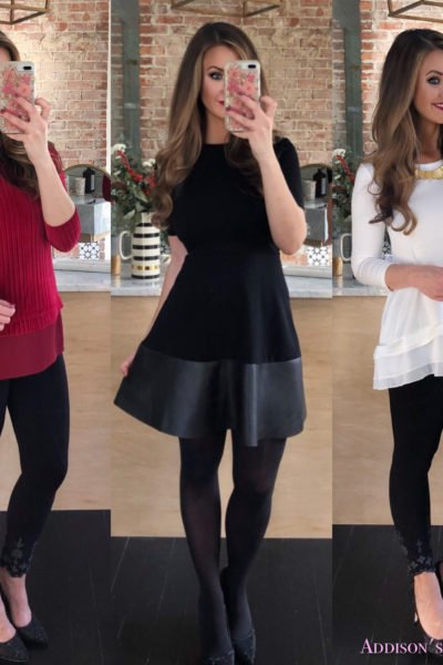 Stylish Holiday Attire with Walmart's Everyday & Premium Lord & Taylor's Shop!