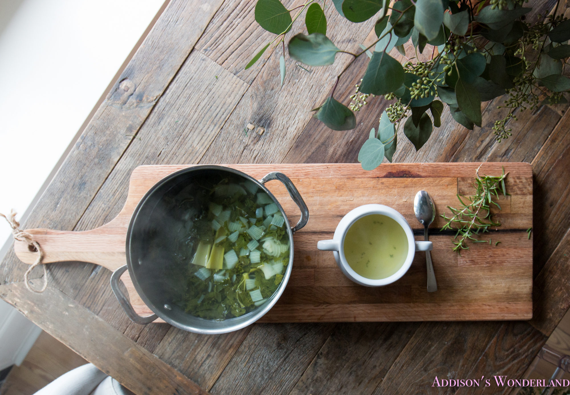 The Homemade Broth Cleanse I SWEAR by…