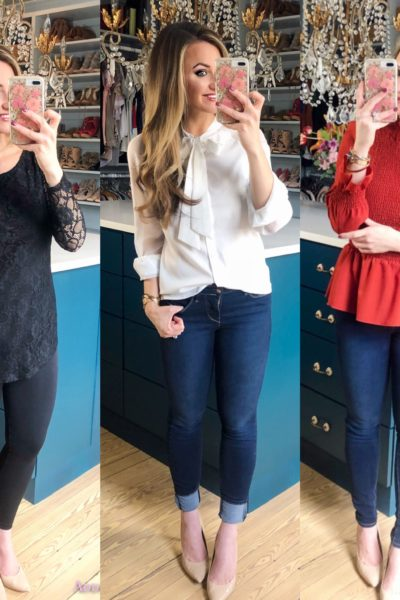 SEVEN Dressy & Work Outfit Tops for Women all UNDER $28!
