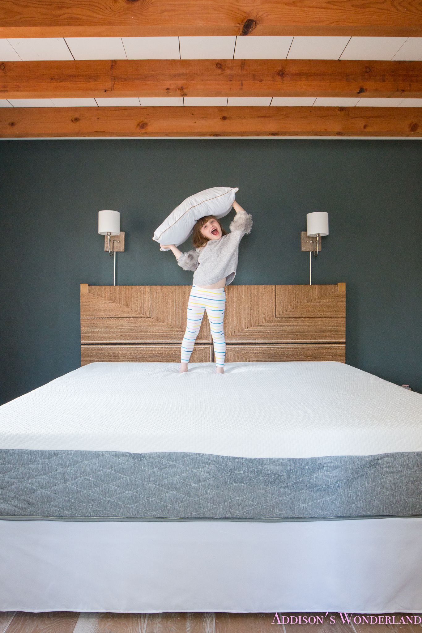 My Sweet Zzz Affluent Rest Mattress Review + A Cabin Update!