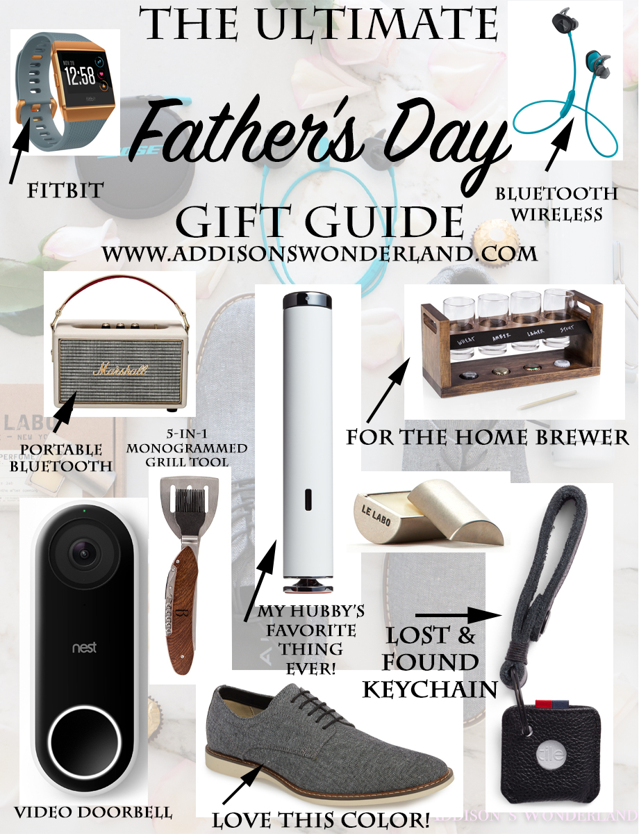The Ultimate Father's Day Gift Guide with Lots of Unique Ideas!