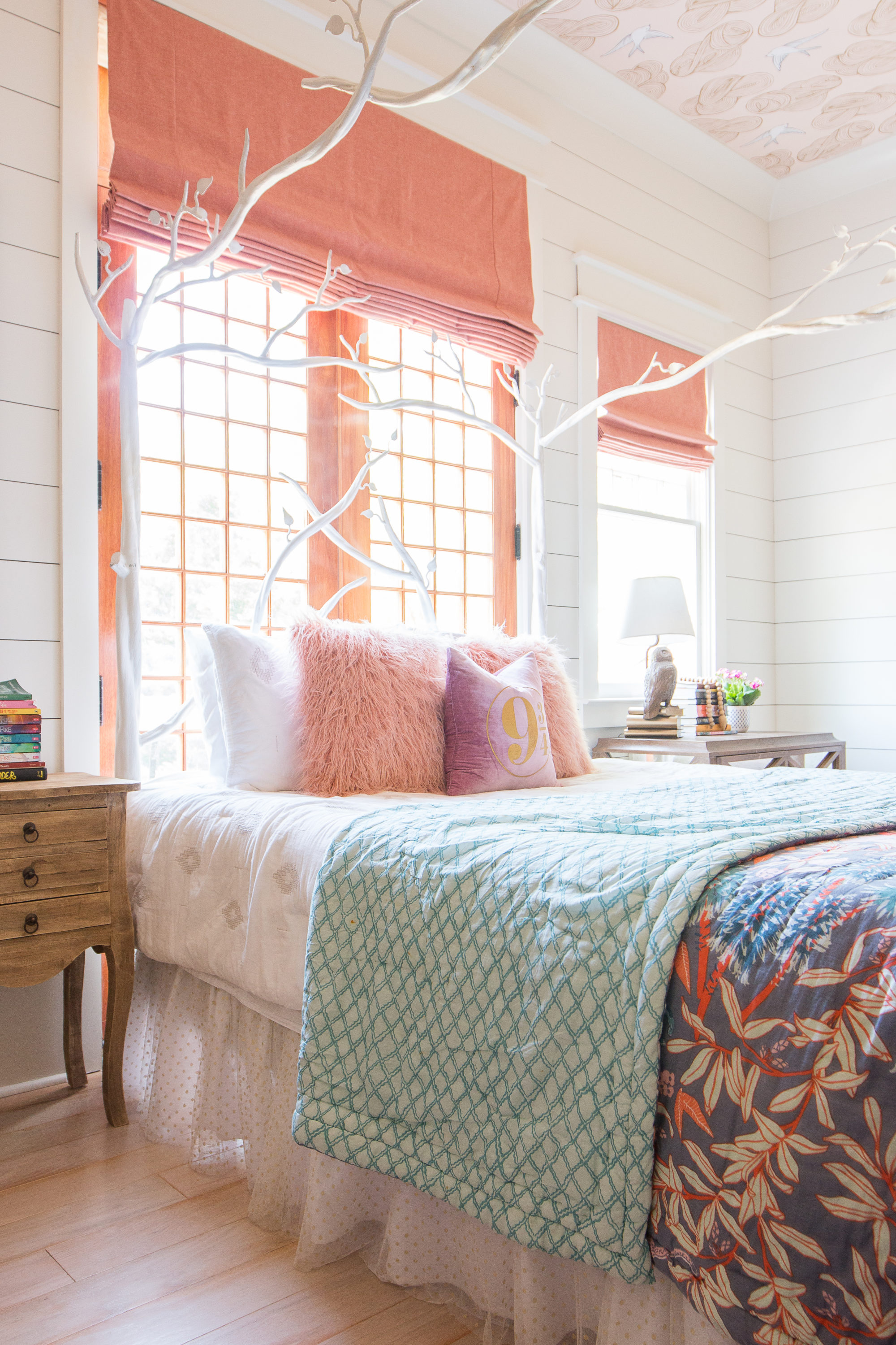 An Update On Addison S Peachy Pink Tween Bedroom Amp Toy
