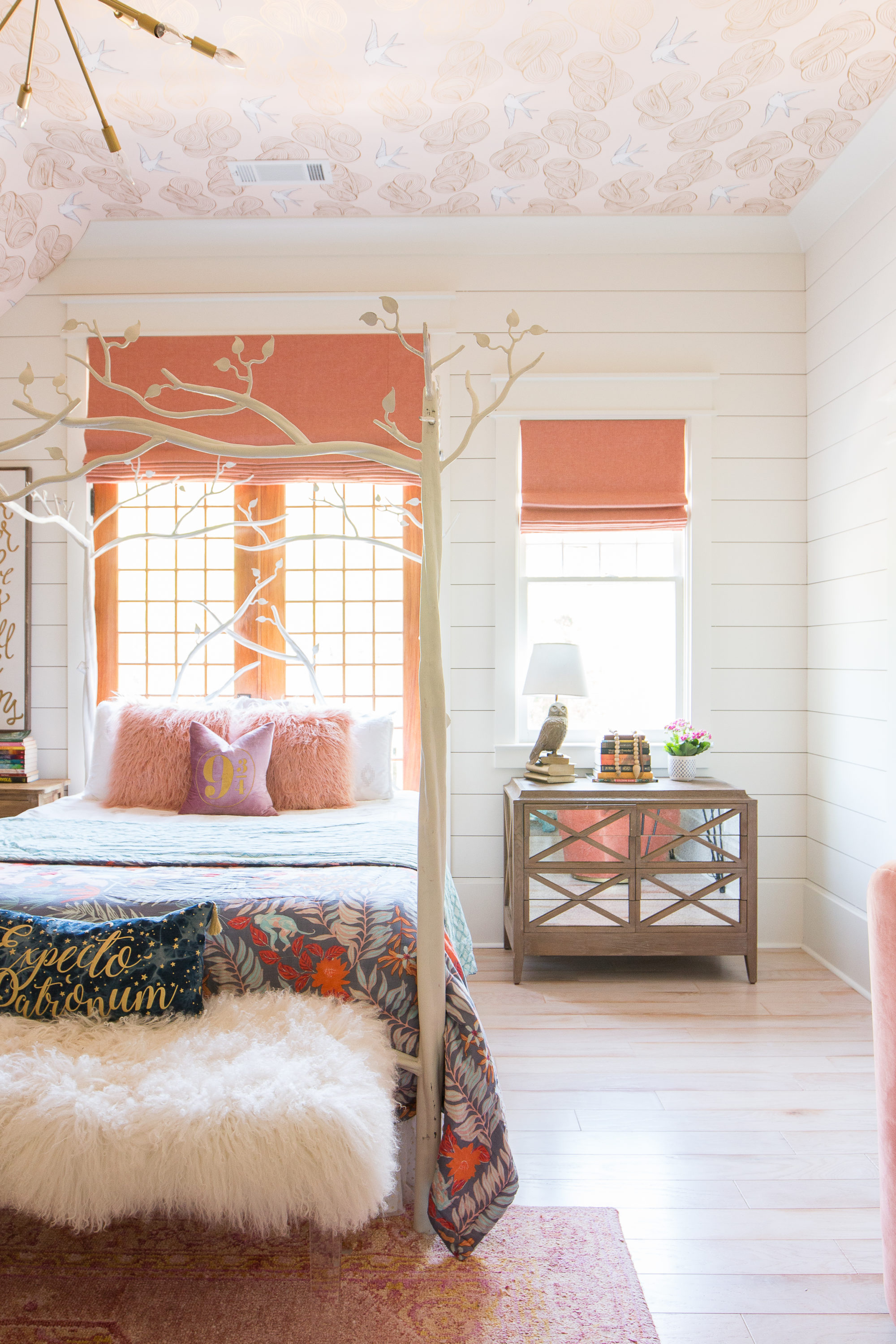 An Update On Addison S Peachy Pink Tween Bedroom Amp Toy Lego Storage Ideas