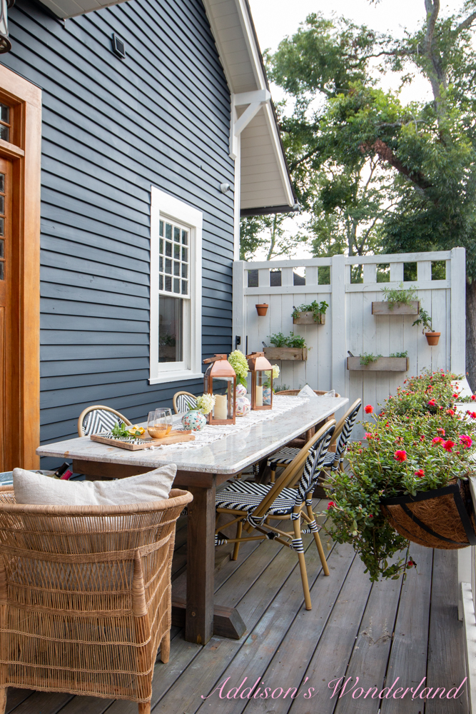 Summer Boho Outdoor Porch Dining with eBay…