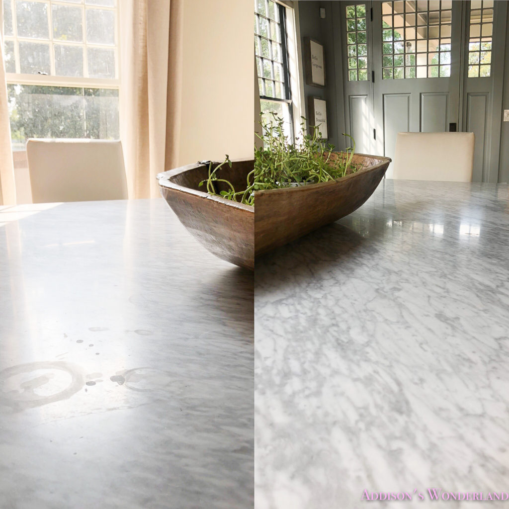 Marble Will Stainu2026 Marble Is Quite Porous And Less Dense Than Granite  Making It The Perfect Recipe For Soaking Up Some Stains. With The Exception  Of A Small ...